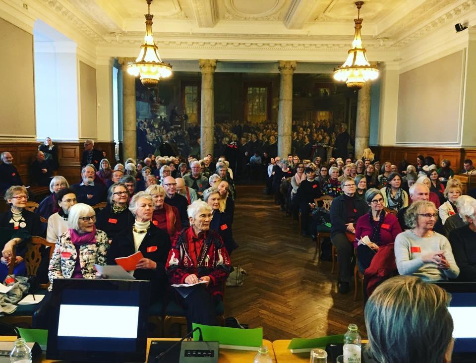 Fællessalen Christiansborg